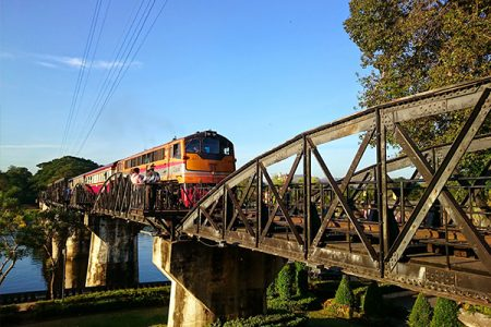 Travel - Bridge River Kwai