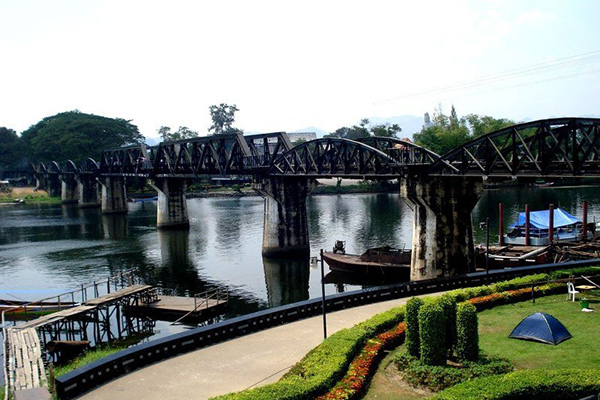 Travel - Bridge on the River Kwai